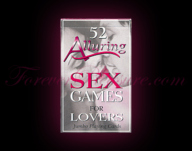 52 Alluring Sex Games