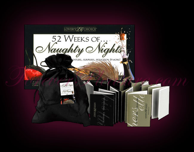 52 Weeks of... Naughty Nights