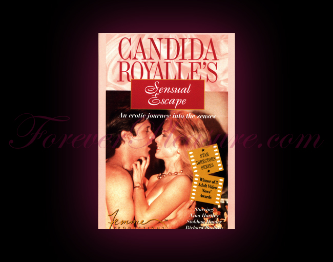 Candida Royalle\'s Sensual Escape