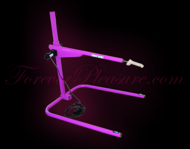 Caesar Personal Pleasure Sex Machine 110 Volt - Hot Pink