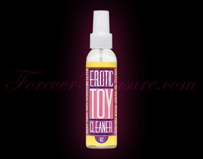 Erotic Toy Cleaner (4oz)