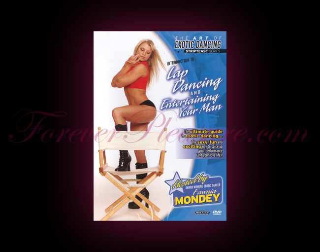 Art Of Exotic Dancing: Lap Dancing And Entertaining Your Man