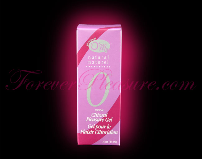 O'My Clitoral Pleasure Gel