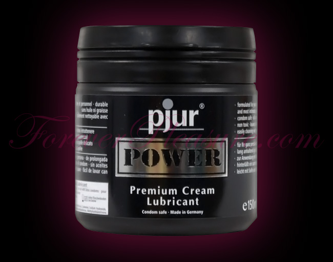 Pjur Power Premium Cream (5oz)