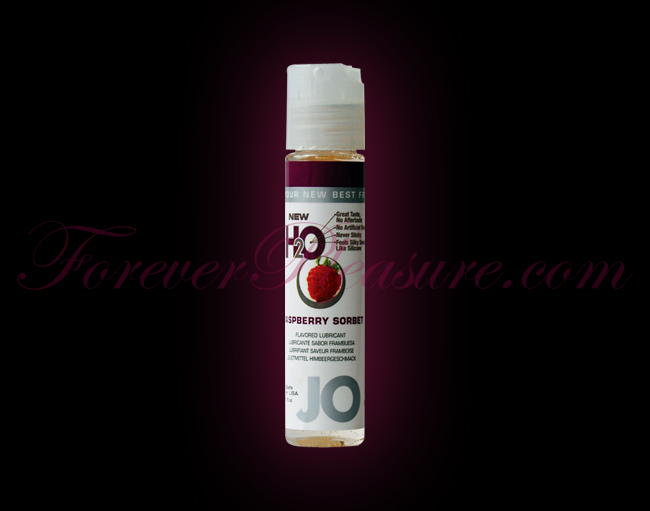 System JO Flavored - Raspberry (1oz)