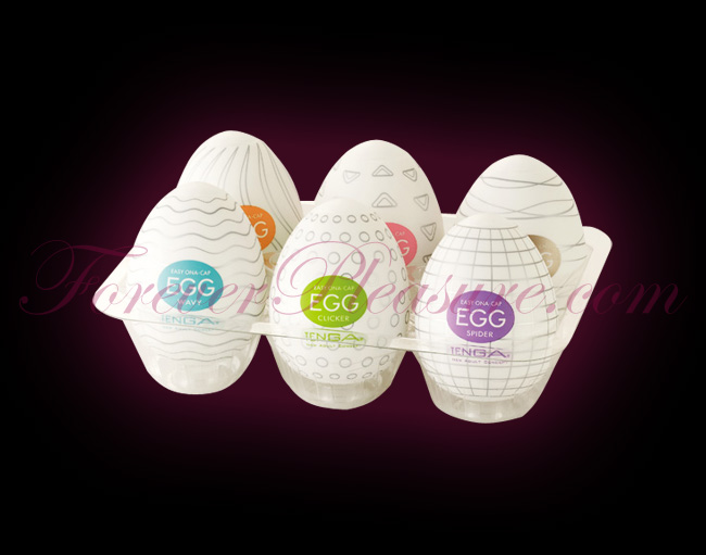 Tenga Egg - 6 Pack