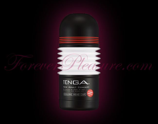 Tenga Hard Rolling Head Cup