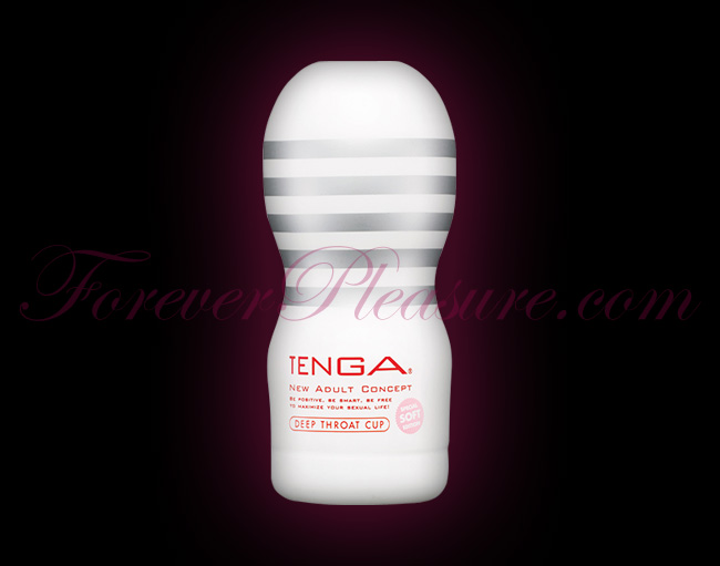 Tenga Soft Deep Throat Cup