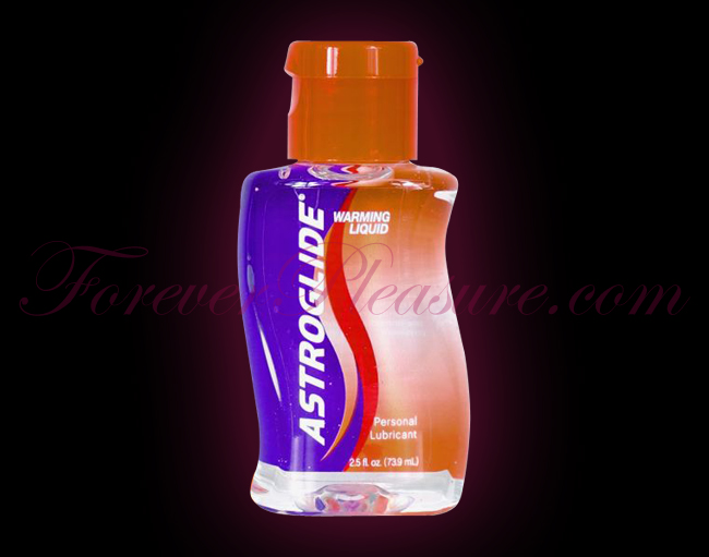Astroglide Warming Liquid (2.5oz)