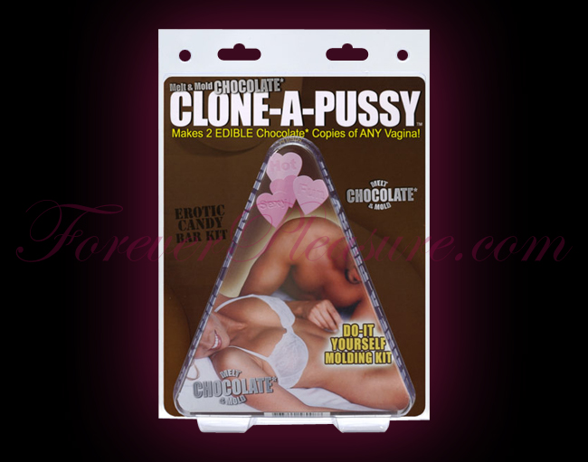 Empire Labs Clone-A-Pussy Kit - Chocolate