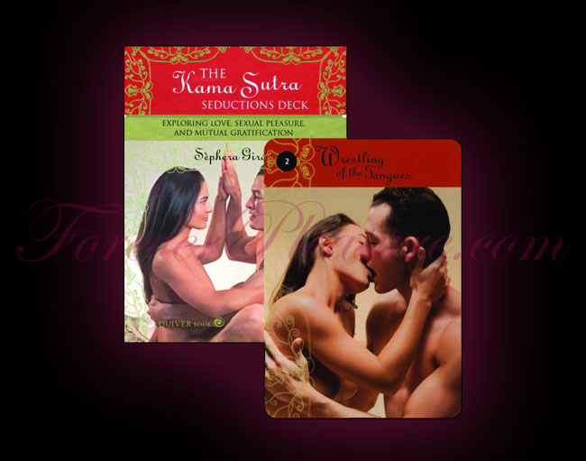 Kama Sutra Seductions Deck