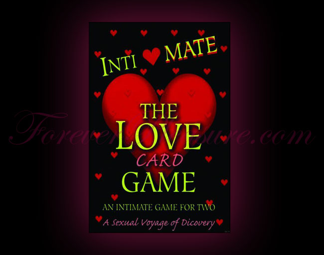Intimate - The Love Card Game