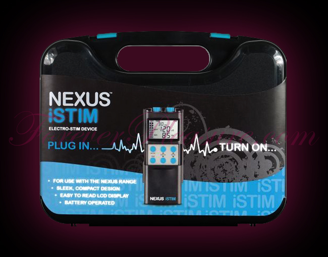Nexus iStim Electro Tens Machine Kit