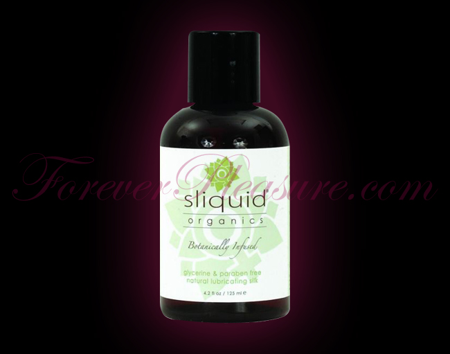 Sliquid Organics Silk (4.2oz)