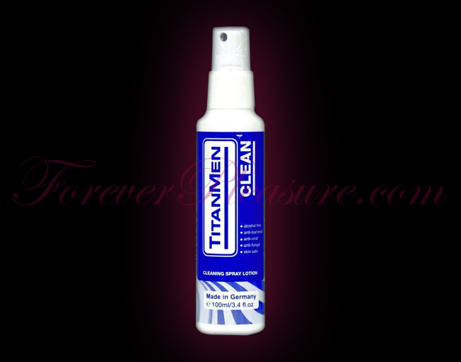 Titanmen Cleaning Spray (3.4oz)