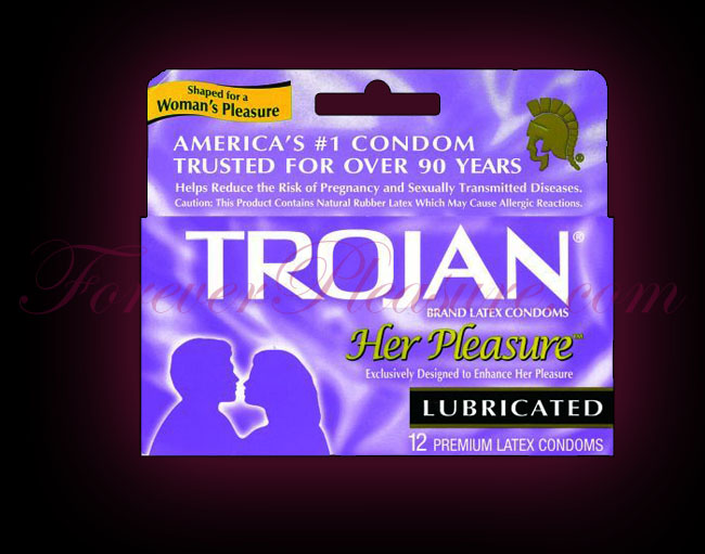 Trojan Her Pleasure (12 Pack)