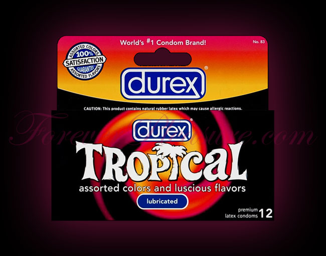 Durex Tropical (12 Pack)