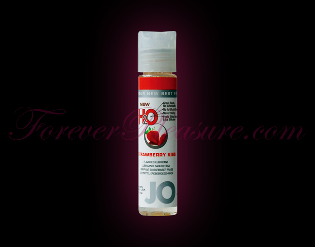 System JO Flavored - Strawberry (1oz)
