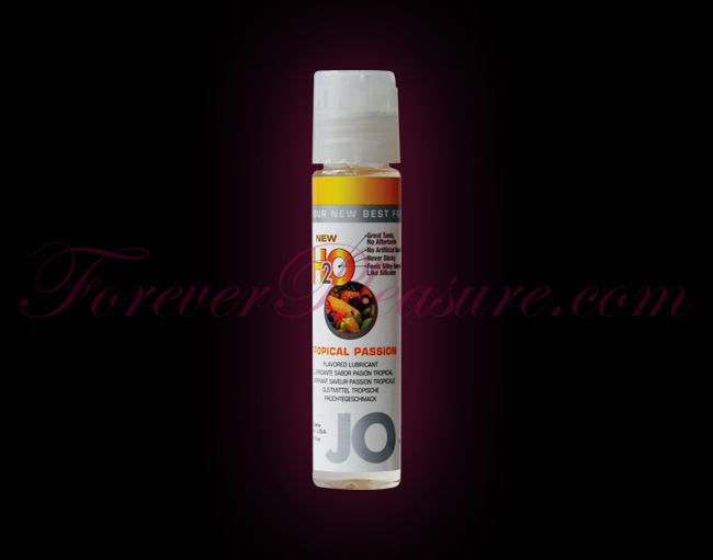 System JO Flavored - Tropical Passion (1oz)