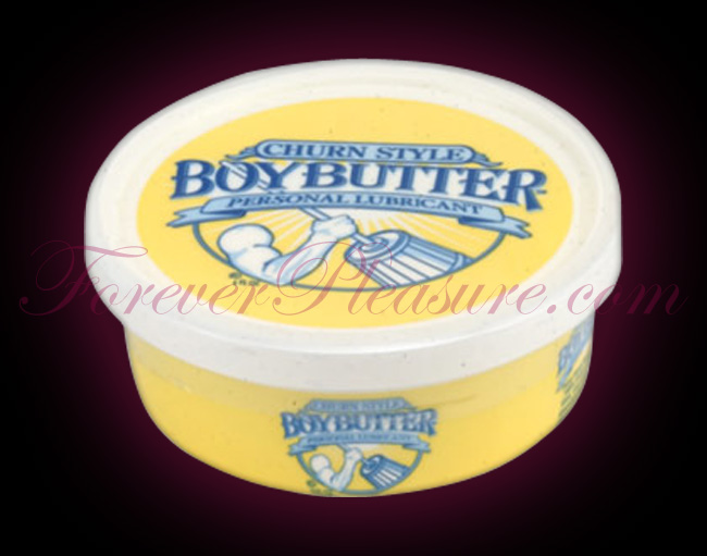 Boy Butter (4oz)
