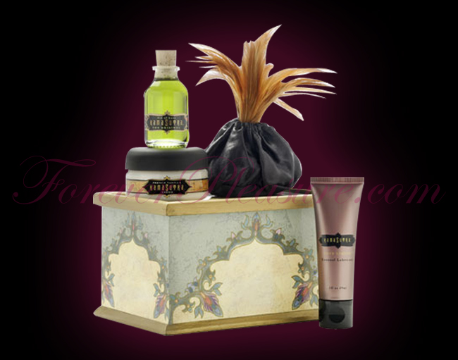 Kama Sutra Bedside Box Collectors Edition