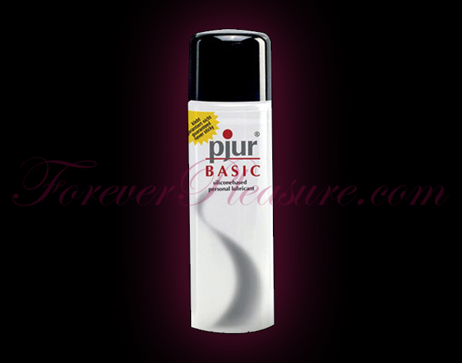 Pjur Basic Silicone  (3.4oz)