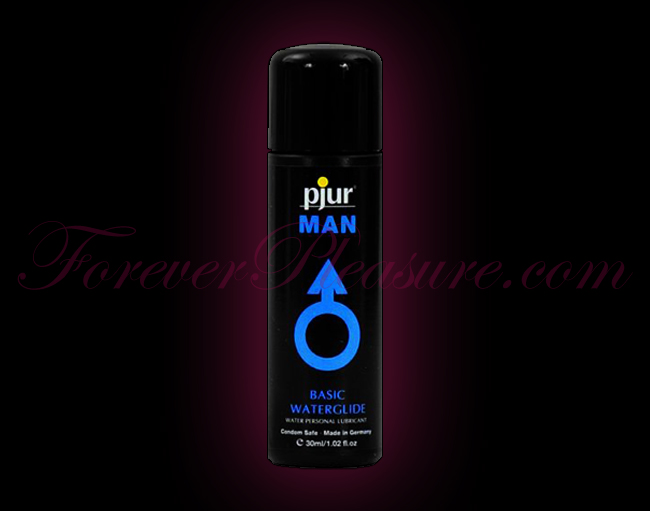 Pjur Man Basic H20 Glide (1.7oz)