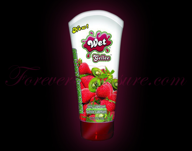WET Gellee - Kiwi Strawberry (6oz)